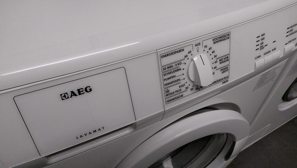 Waschmaschine