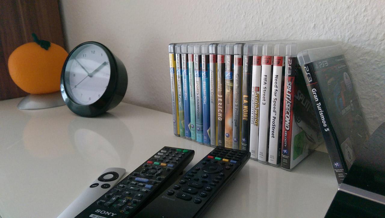 Spiele für Playstation 3